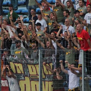 Lupa Roma-Benevento 1-1, Lega Pro 2014/15