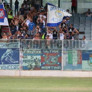 Foggia-Martina 3-2, Lega Pro 2014/15