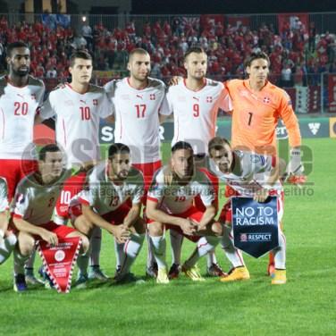 San Marino-Svizzera, Qualificazioni Euro2016
