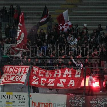 Teramo-Ascoli, Coppa Lega Pro 2014/15