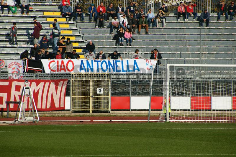 Rimini-Castelfranco, Serie D 2014/15