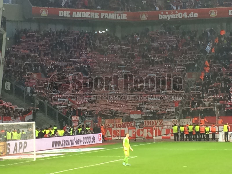 Bayer Leverkusen-Koln, Bundesliga 2014/15