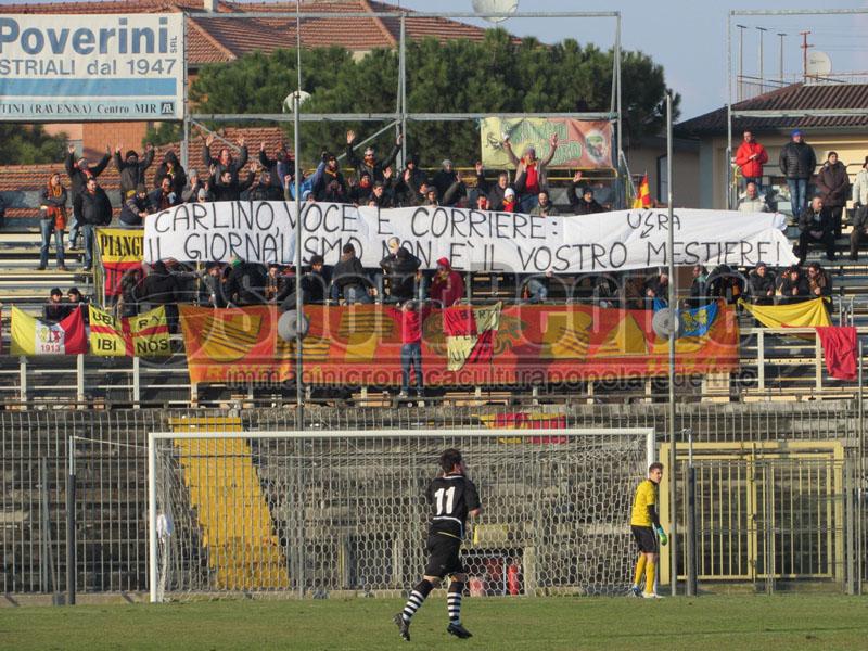 Ravenna–Sampierana, Eccellenza 2014/15