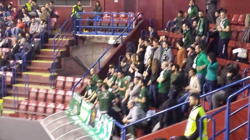 Olimpia Milano-Avellino, Lega A Basket 2014/15