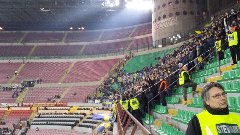 Milan-Verona, Serie A 2014/15