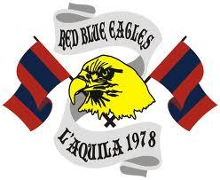 Risultati immagini per logo red blue eagles 1927