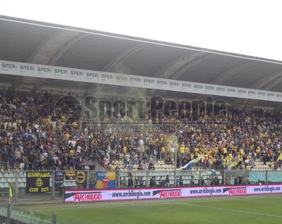 Modena-Ternana, Serie B 2014/15