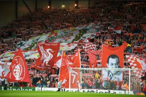 La Kop del Liverpool