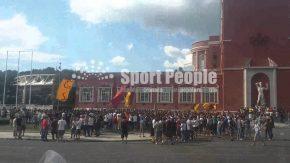 Il grande dittatore: Roma-Sassuolo, Serie A
