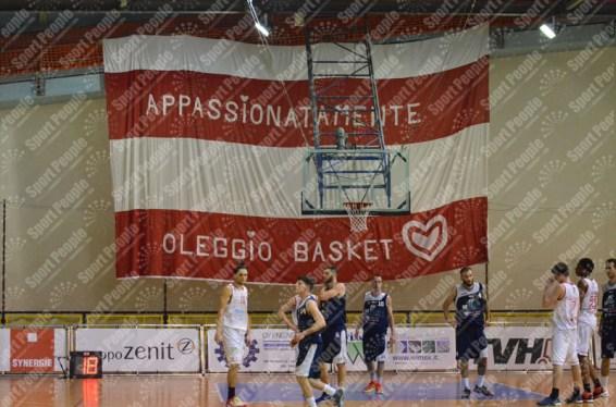 Mamy Oleggio-Cecina Basket 23-04-2016 Basket Maschile Serie B1