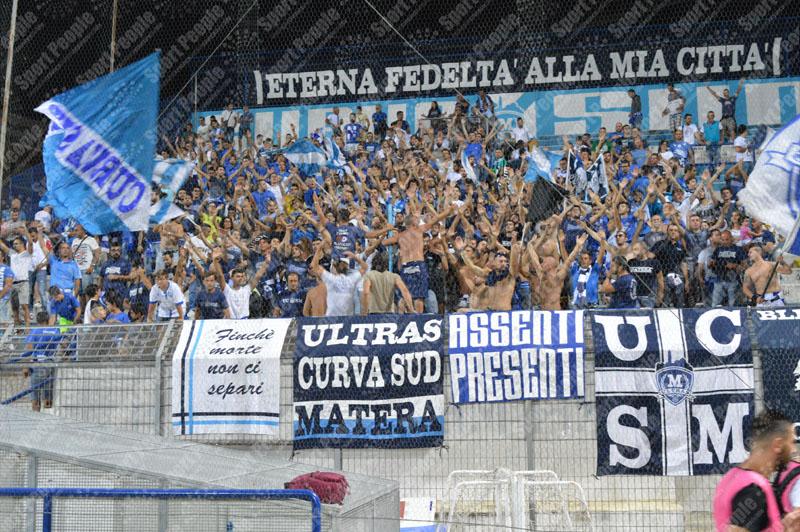 Matera-Paganese 04.09.2016