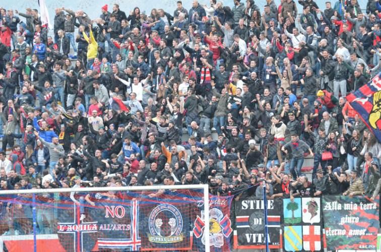L'Aquila-Avezzano 20-11-2016