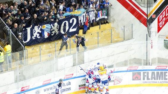Lugano-Zurigo gara 1 PlayOff 7Mar17