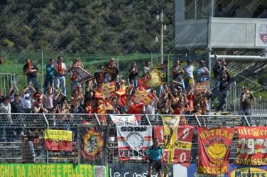 Fondi-Messina 09-04-2017 Lega Pro Girone C
