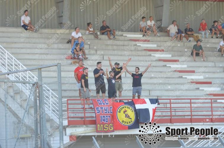 Jesina-Sangiustese 27-08-2017 Primo Turno Coppa Italia Serie D.