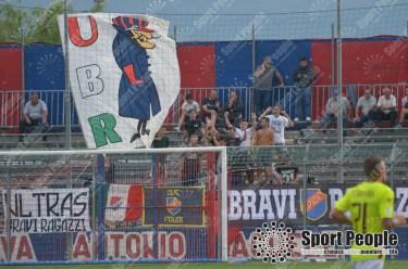 Racing Fondi-Reggina 23-09-2017 Serie C Girone C