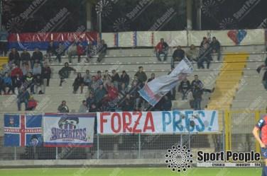 Gubbio-Sambenedettese 18-10-2017 Primo Turno Eliminatorio Coppa