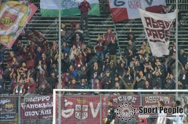 Gubbio-Reggiana 29-10-2017 Serie C Girone B