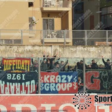 Turris-Taranto 17-12-2017 Serie D Girone H