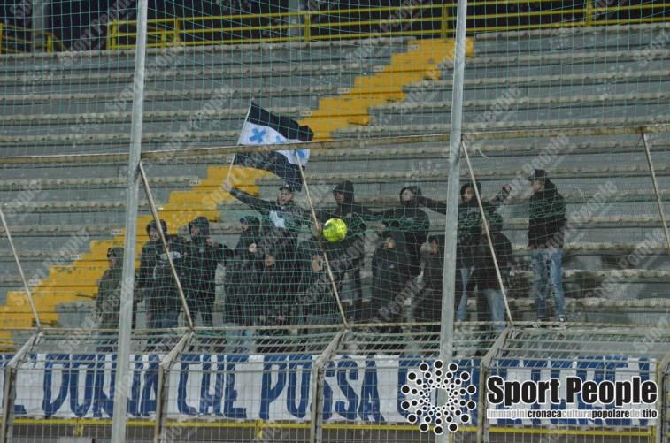 Viterbese-Paganese 14-02-2018 Quarti di Finale Coppa Italia Seri