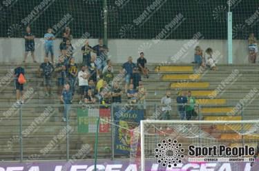 Teramo-Fermana 08-08-2018 Primo Turno Coppa Italia Serie C. Tria
