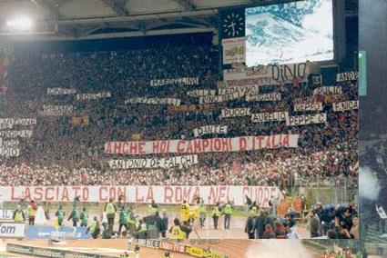 Lazio-Roma 01/02
