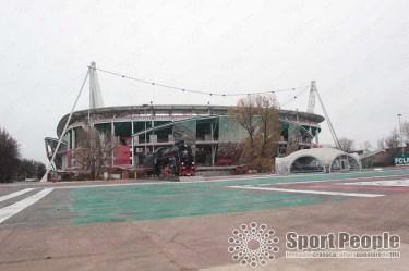 Lo stadio della Lokomotiv