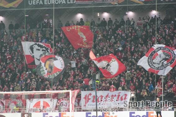 La curva dello Spartak