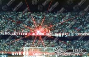 Taranto-Napoli, Coppa Italia '86/87