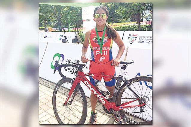 Aaliyah Ricci Mataragnon   Photo via SunStar.com.ph