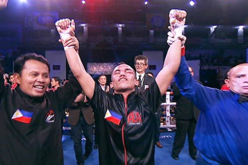 Milan Melindo (Photo via ABS-CBN Sports website)