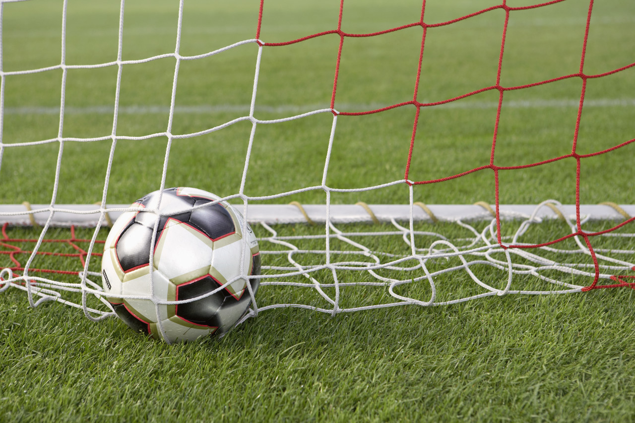 Soccer Ball In Goal Net Sports Psychology Today