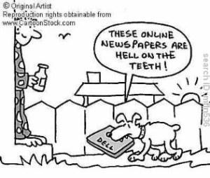online-newspaper