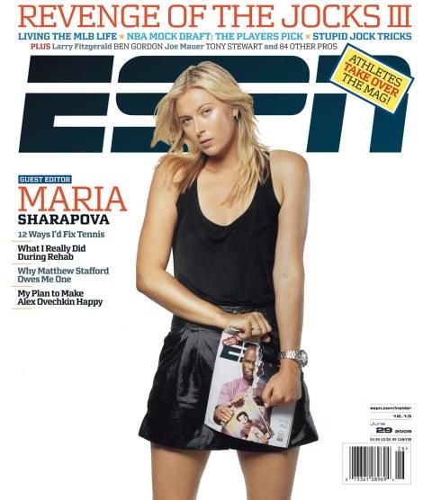 maria-sharapova-espn-magazine-cover