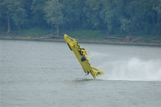 Thunder on the Ohio Boat Race