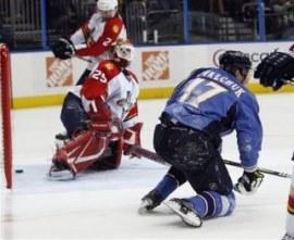 Panthers Thrashers Hockey