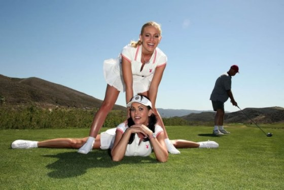 golf chicks