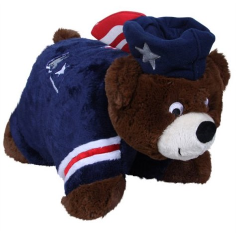 Official Nfl Team Pillow Pets Are About The Cutest Darn