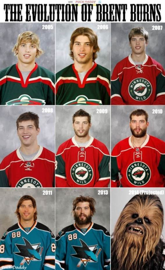 evolution-of-brent-burns