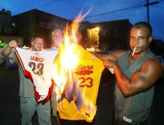 burning-lebron-james-jersey
