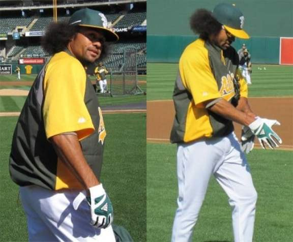 coco-crisp-athletics-afro