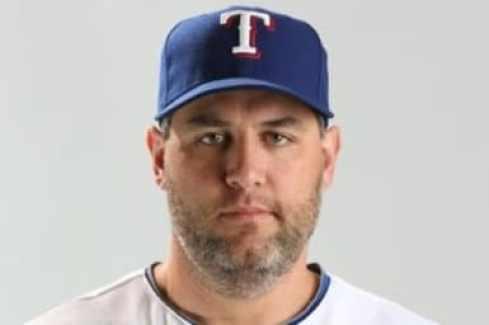 Feb. 20, 2013; Surprise, AZ, USA: Texas Rangers first baseman Lance Berkman poses for a portrait during photo day at Surprise Stadium. Mandatory Credit: Mark J. Rebilas-USA TODAY Sports