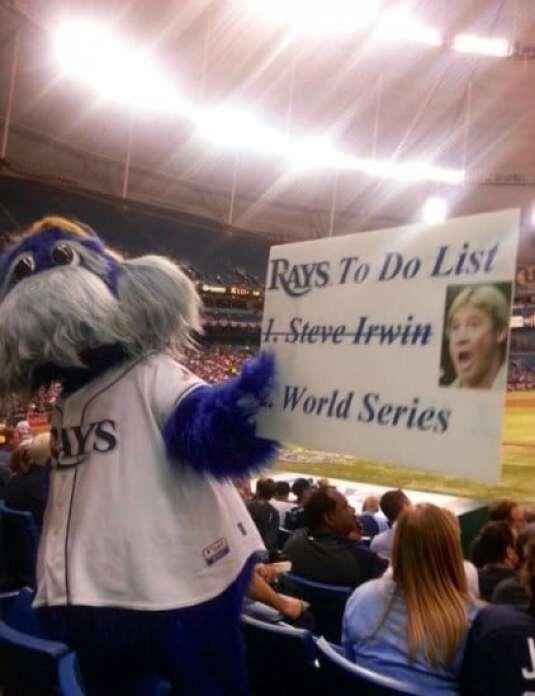 rays-mascot-steve-irwin-sign
