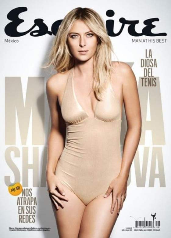 maria-sharapova-esquire-latin-america-cover