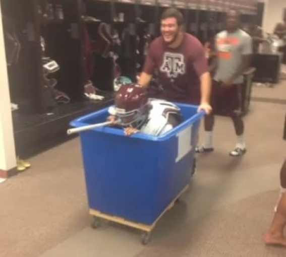aggies-laundry-cart-jousting