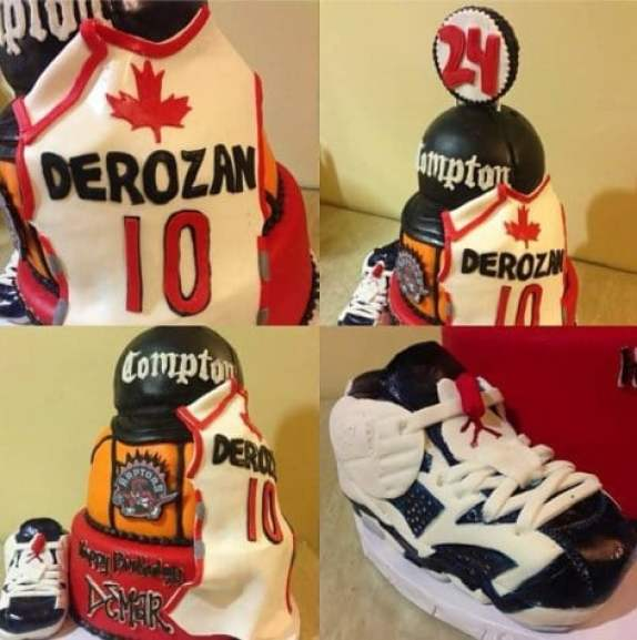 demar-derozan-birthday-cake