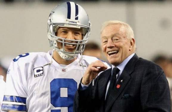 Jerry Jones Denies That Tony Romo Was Called Out In Team