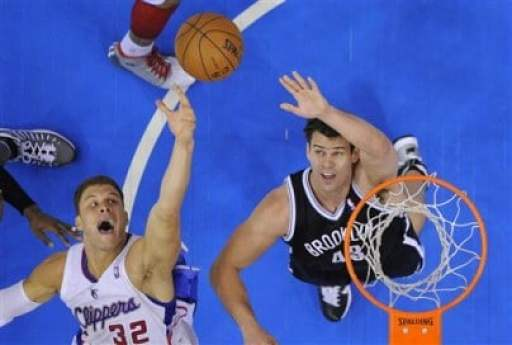 Blake Griffin, Kris Humphries