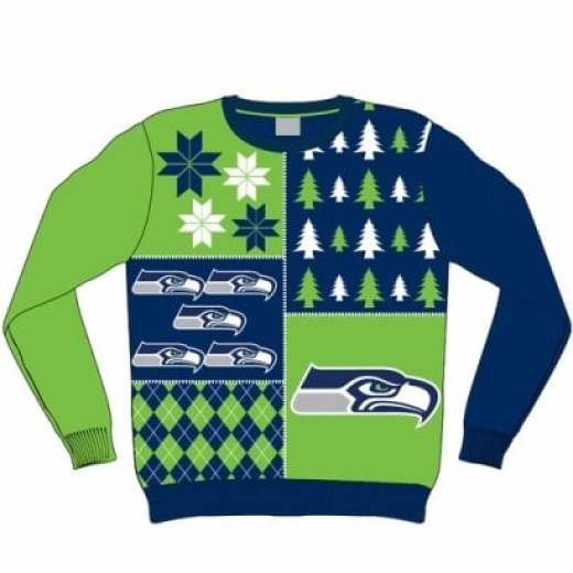 quality design e6d1d 05690 Just in time for the holidays, NFL-themed ugly Christmas ...