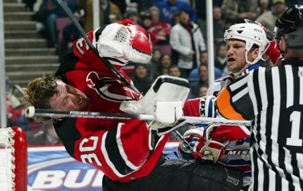 Sean Avery Takes Cheap Shot At Martin Brodeur Over Dancing With The